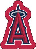 Fan Mats MLB Los Angeles Angels Mascot Mat