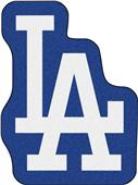 Fan Mats MLB Los Angeles Dodgers Mascot Mat