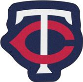 Fan Mats MLB Minnesota Twins Mascot Mat