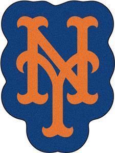 Fan Mats MLB New York Mets Mascot Mat