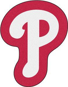 Fan Mats MLB Philadelphia Phillies Mascot Mat