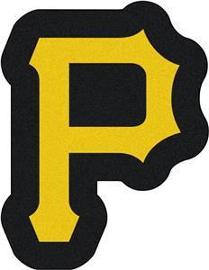 Fan Mats MLB Pittsburgh Pirates Mascot Mat