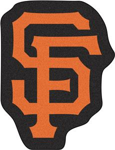 Fan Mats MLB San Francisco Giants Mascot Mat