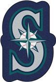 Fan Mats MLB Seattle Mariners Mascot Mat