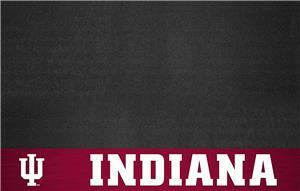 Fan Mats NCAA Indiana University Grill Mat