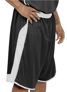 Shirts/Skins Hybrid 2 Reversible Basketball Short