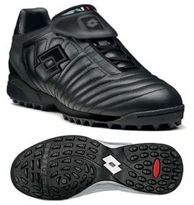 Lotto Serie A Referee/Turf Men's Soccer Shoes