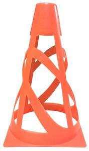 "Martin 6.75"" Orange Safety Cones - Closeout"