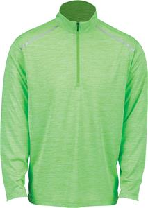 Paragon Adult Aspen 1/4 Zip Pullover w/Applique