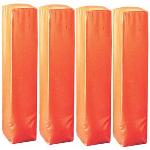Football Pylons For Goal Line/End Zone-Set of 4
