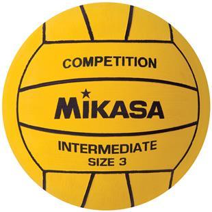 Mikasa Intermediate Size 3 Water Polo Balls