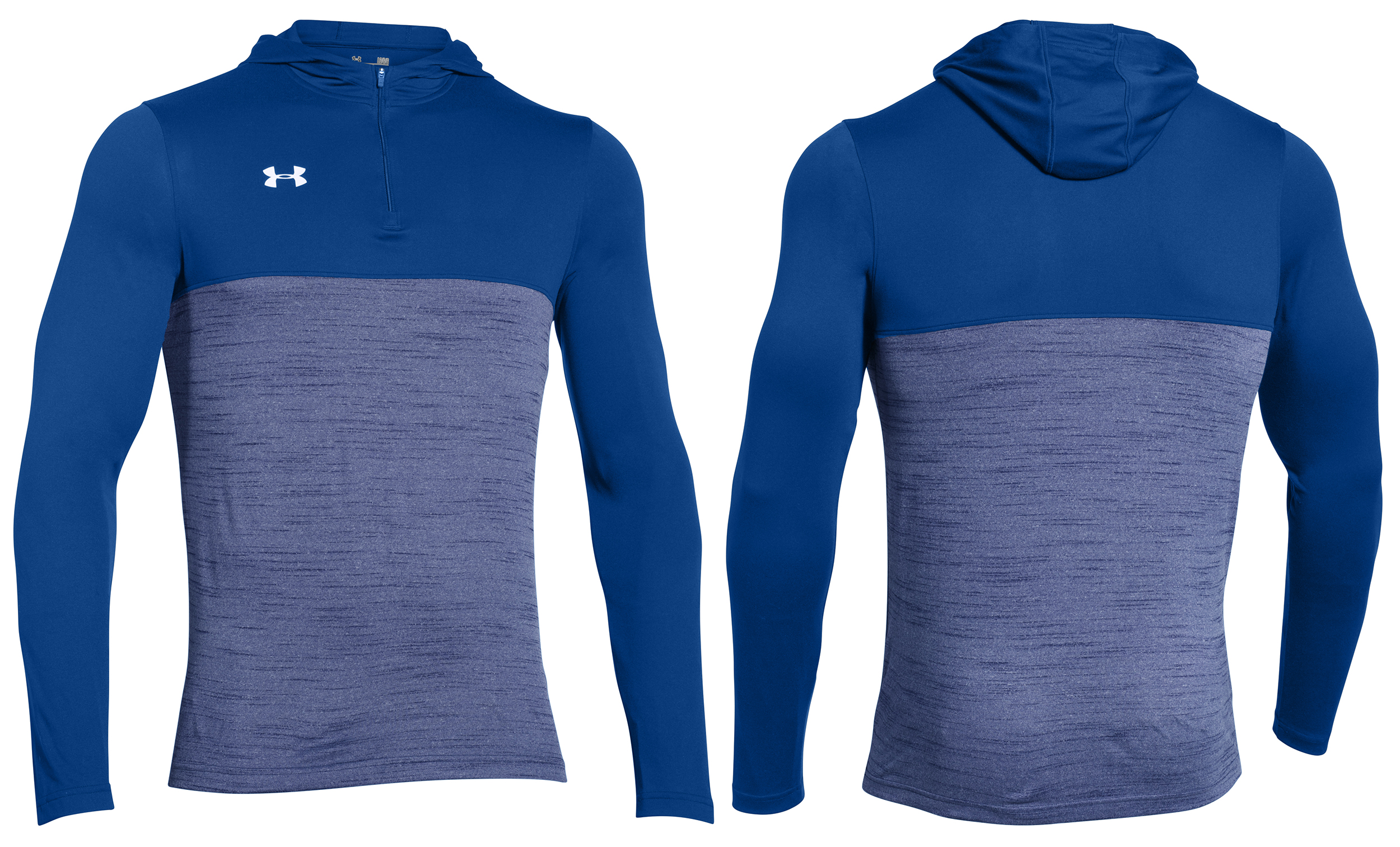 E122380 Under Armour Adult Youth Tech 1 4 Zip Hoody