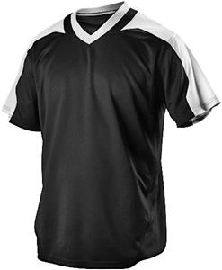 Alleson Adult/Youth V-Neck Baseball Jersey