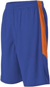 Alleson Adult/Youth Reversible Basketball Shorts