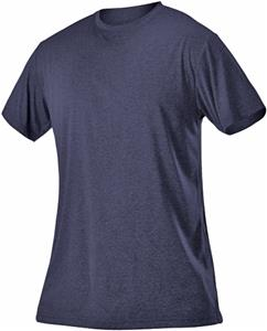 Alleson Women Heather Tech Short Sleeve Tshirt