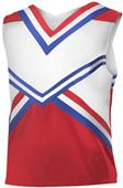 Alleson Women/Girls Harmony Cheer Shell