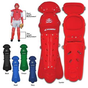 Champro Senior League Contour Fit Shin Guards CG04