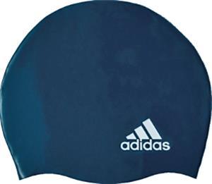 Adidas Silicone Logo Adult Swim Cap