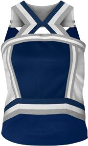 Alleson Women/Girls Rhythm Cheer Shell