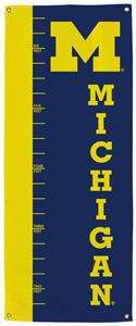 Collegiate Michigan Growth Chart Banner