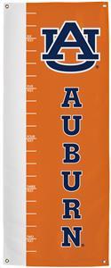 Collegiate Auburn Growth Chart Banner