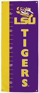 Collegiate LSU Growth Chart Banner