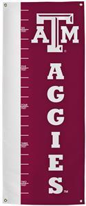 Collegiate Texas A&M Growth Chart Banner