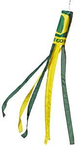 Collegiate Oregon Windsock w/Streamers
