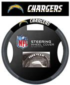 NFL Los Angeles Chargers Steering Wheel Cover