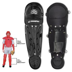 "Youth LL 1 Knee 13.5"" Length Shin Guards CG07"