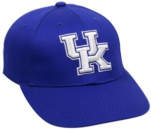 OC Sports College Kentucky Wildcats Baseball Cap