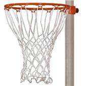 Bison Attachable Basketball Rim with Net