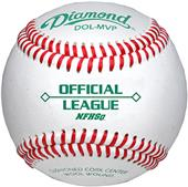 Diamond DOL-MVP NFHS Elite Youth Baseballs