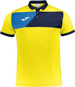 Joma Crew II Short Sleeve Polo Shirt