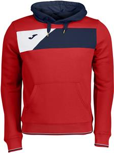 Joma Crew II Polyester Pullover Hoodie