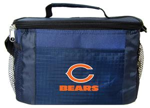 NFL Chicago Bears 6-Pack Cooler/Lunch Box