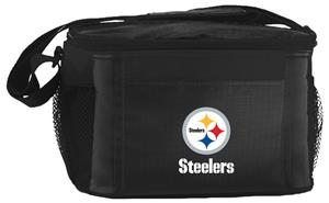 NFL Pittsburgh Steelers 6-Pack Cooler/Lunch Box