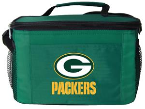 NFL Green Bay Packers 6-Pack Cooler/Lunch Box