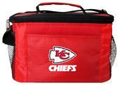 NFL Kansas City Chiefs 6-Pack Cooler/Lunch Box