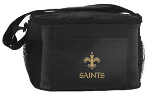 NFL New Orleans Saints 6-Pack Cooler/Lunch Box
