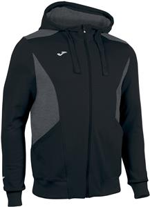 Joma Comfort Hooded Travel Full Zip Jacket
