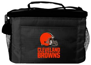 NFL Cleveland Browns 6-Pack Cooler/Lunch Box