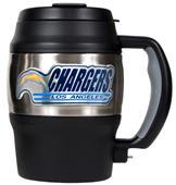 NFL Los Angeles Chargers 20 Oz. Thermal Jug