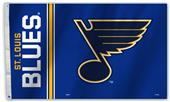 BSI NHL St. Louis Blues 3' x 5' Flag w/Grommets