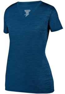 Augusta Sportswear Ladies Shadow Training Tee