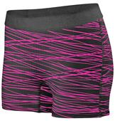 Augusta Sportswear Ladies Hyperform Fitted Short