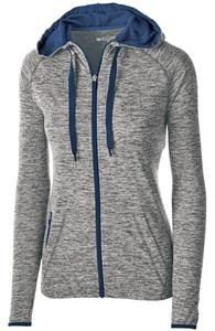 Holloway Ladies Force Full Zip Jacket