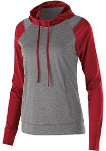 Holloway Ladies Force Echo Hoodie