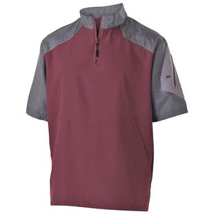 Holloway Adult/Youth Raider Short Sleeve Pullover