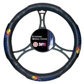 Northwest Kansas Jayhawks Steering Wheel Cover